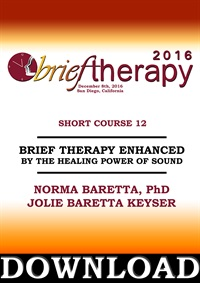 Image of BT16 Short Course 12 - Brief Therapy Enhanced by the Healing Power of