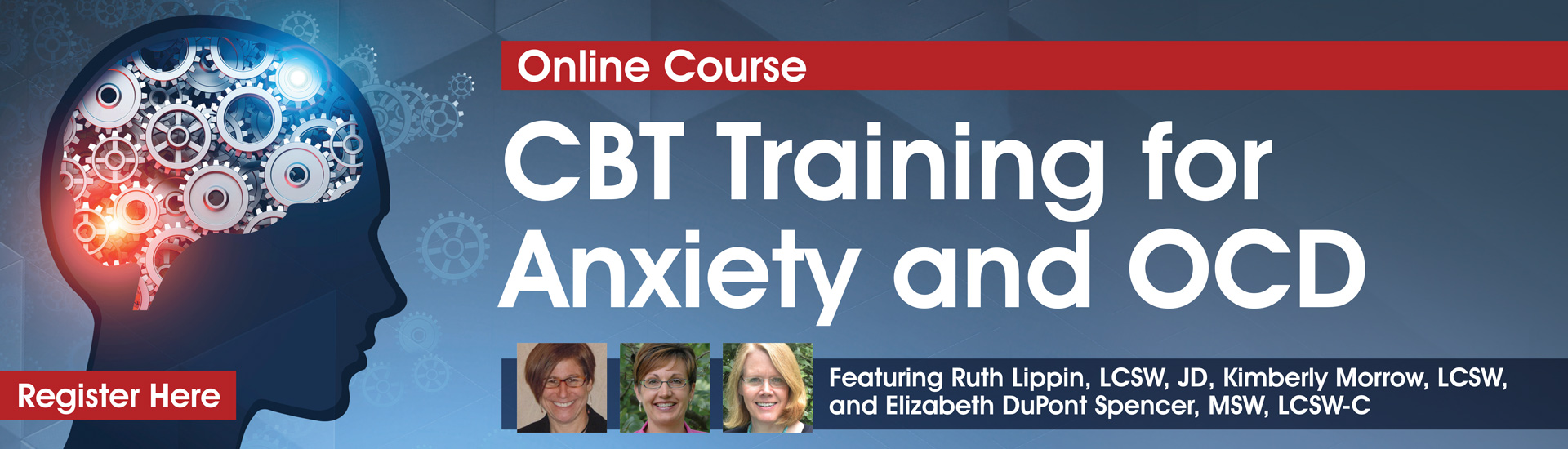 Online Course: CBT Training for Anxiety and OCD