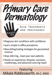 Image of Primary Care Dermatology: Skin Treatments and Procedures