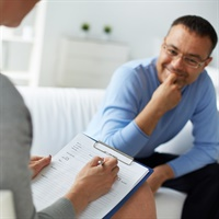 Image of MALE-FRIENDLY COUNSELLING: ENHANCING THERAPY WORK WITH MEN - Develop g