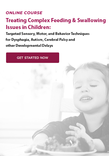 Treating complex feeding and swallowing issues in children