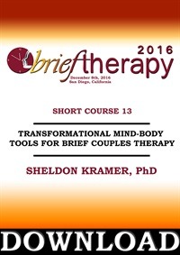 Image of BT16 Short Course 13 - Transformational Mind / Body Tools for Brief Co