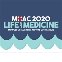 Image of Midwest Osteopathic Annual Convention 2020 - Day 2 Afternoon Sessions