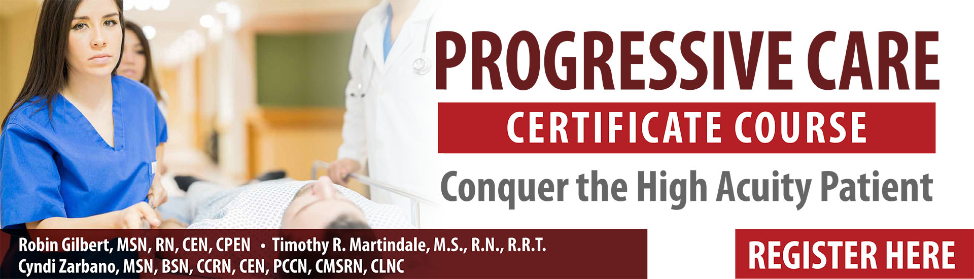 Progressive Care Certificate Course: Conquer the High Acuity Patient