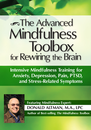 Advanced Mindfulness Toolbox