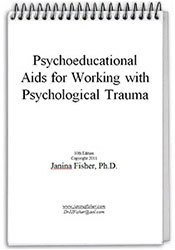 Image of Psychoeducational Aids for Treating Psychological Trauma Flip Chart