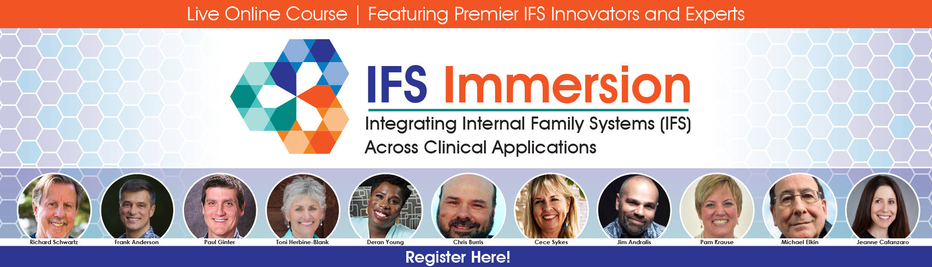 IFS Immersion Live Online Course