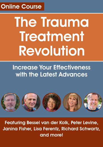 The Trauma Treatment Revolution Online Course