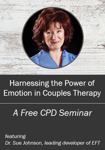 Free CPD with Sue Johnson
