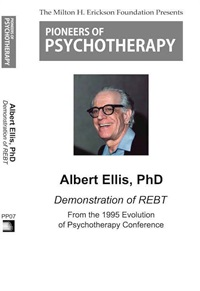 Image of Demonstration of REBT - Albert Ellis