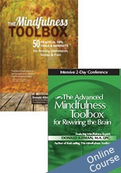 Image of Advanced Mindfulness Toolbox for Rewiring the Brain: Intensive Mindful