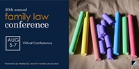 Image of 2020 Annual Family Law Conference