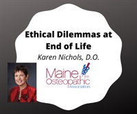 Image of Ethical Dilemmas at End of Life