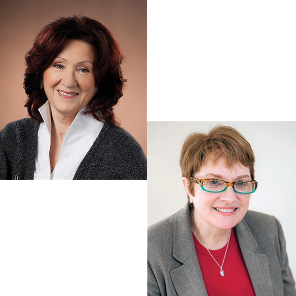 Sue Johnson & Suzanne Iasenza