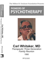 Image of Therapeutic Three Generation Family Reunion - Carl Whitaker