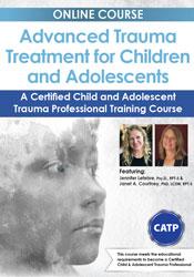 Advanced Trauma Treatment for Children and Adolescents