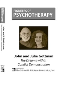 Image of The Dreams Within Conflict - John and Julie Gottman