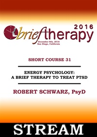 Image of BT16 Short Course 31 - Energy Psychology A Brief Therapy to Treat PTSD