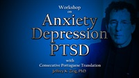 Image of Workshop on Anxiety, Depression, PTSD with Consecutive Portuguese Tran