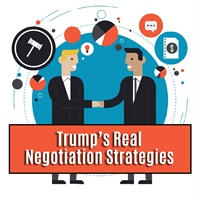 Image of Trump's Real Negotiation Strategies, presented by Marty Latz | sponsor