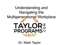 Image of Understanding and Navigating the Multigenerational Workplace