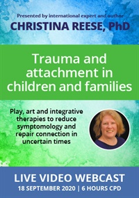 Image of Trauma and Attachment in Children and Families: Play, Art and Integrat