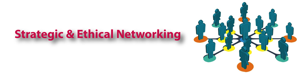 Strategic and Ethical Networking