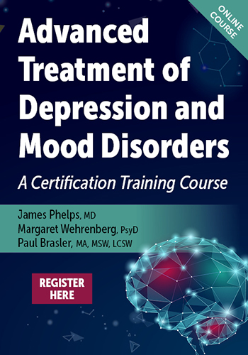 Advanced Treatment of Depression and Mood Disorders