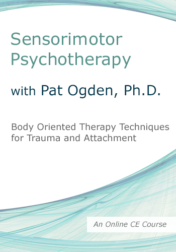 Sensorimotor Psychotherapy with Pat Ogden, Ph.D.: Body Oriented Therapy Techniques for Trauma and Attachment