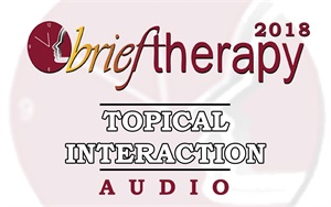 Image of BT18 Topical Interaction 02 - Solution Focused Brief Therapy with Coup