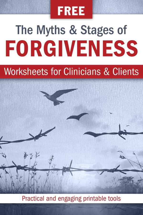 Myths_and_Stages_of_Forgiveness_Worksheets