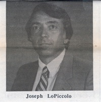 Joseph LoPiccolo, PhD's Profile