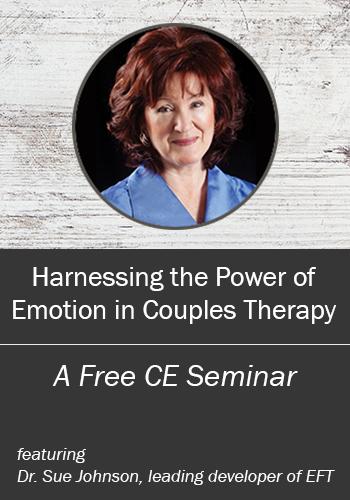 Free CE with Sue Johnson