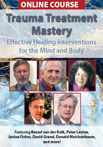 Trauma Treatment Mastery Online Course