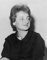 Betty Friedan's Profile