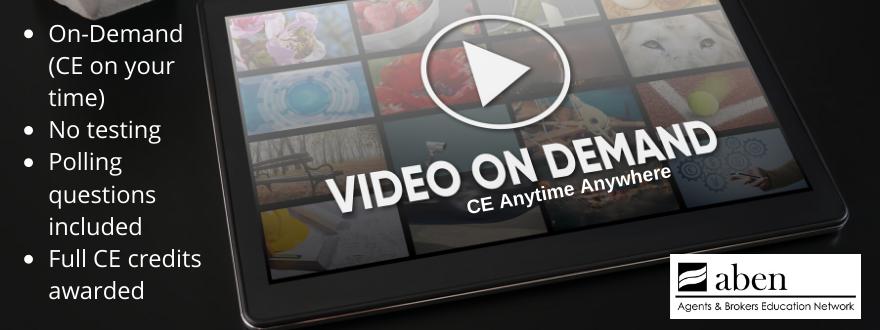 CE on-demand