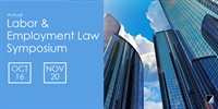 Image of 2020 Annual Labor & Employment Law Symposium