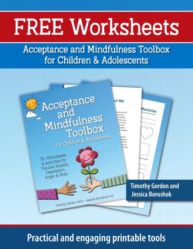 Acceptance and Mindfulness Worksheets