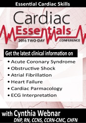 Image of 2-Day Cardiac Essentials Conference: Day One: Essential Cardiac Skills