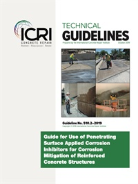 Image of 510.2-2019 - Guide for Use of Penetrating Surface Applied Corrosion In